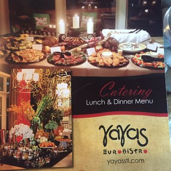 Yaya S Euro Bistro 226 Photos 212 Reviews American New 15601 Olive Blvd Chesterfield Mo Restaurant Phone Number Menu Yelp