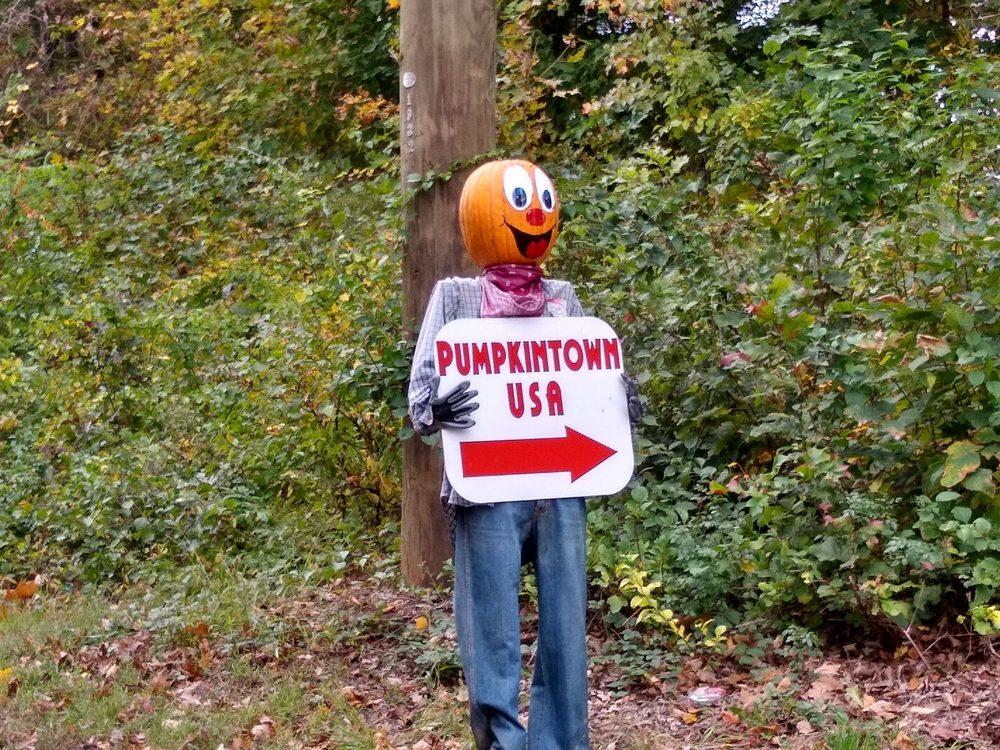 Pumpkintown USA: 93 E High St, East Hampton, CT