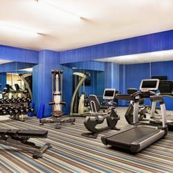 Photo Of Aloft South Beach Miami Fl United States Gym