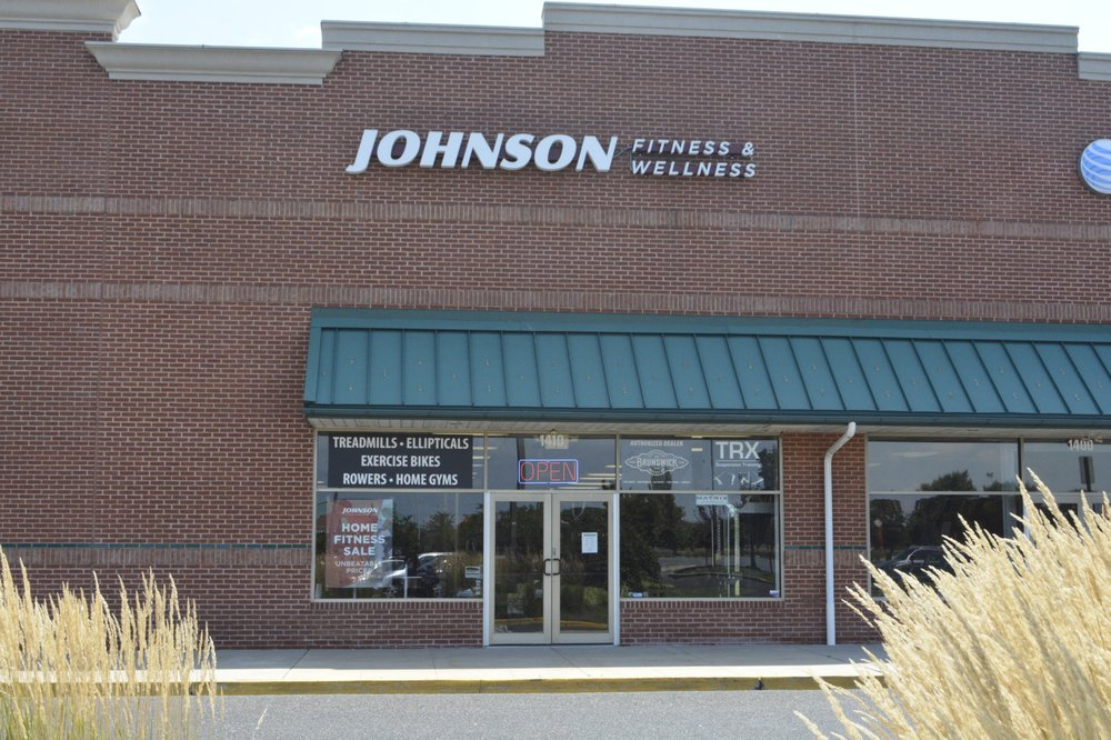 Johnson Fitness & Wellness: 1410 Nixon, Mount Laurel, NJ
