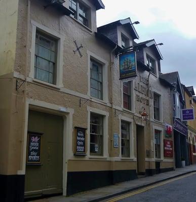 Photo Of Albion Hotel Bangor Gwynedd United Kingdom The