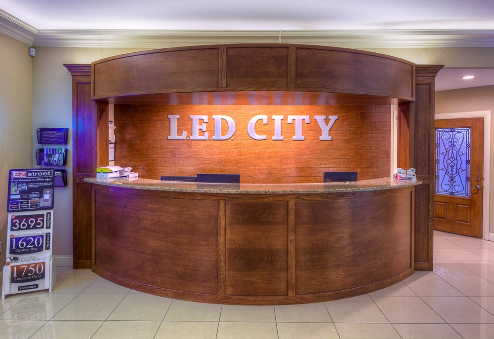 LED City - Signs & Lights