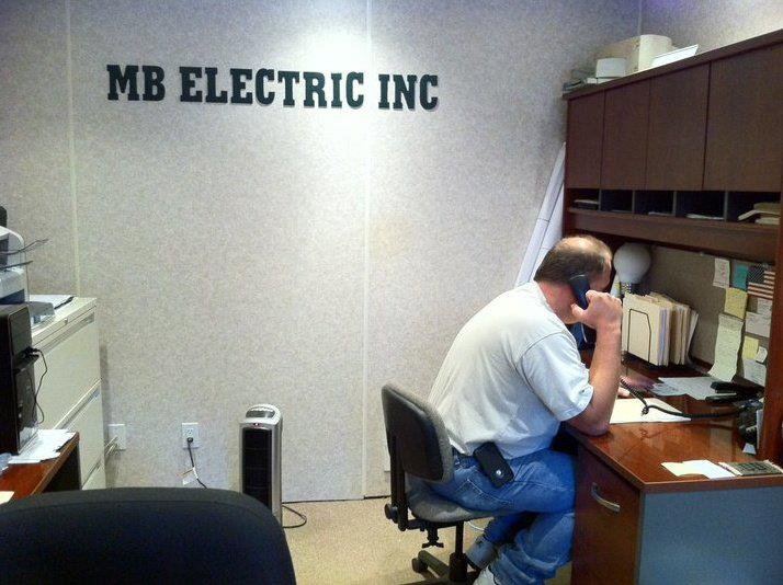 MB Electric: 3744 S State Rd 104, La Porte, IN