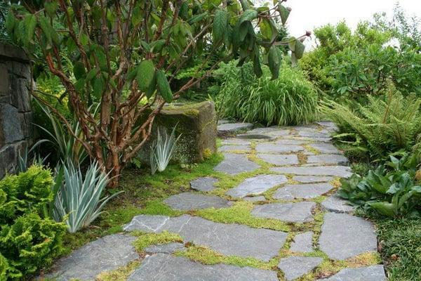Private Small Garden Design: Private Gardens Design