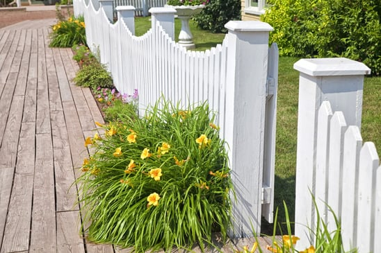 Photo Of 512 Fence Service Austin Tx United States A White Picket