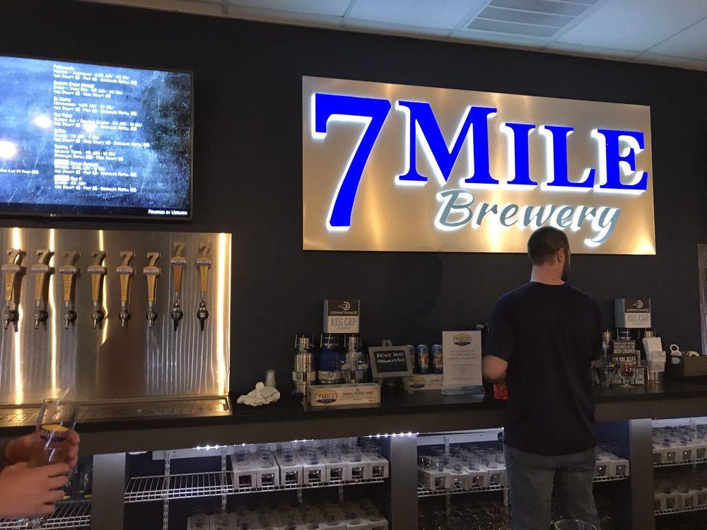 7 Mile Brewery: 3156 Rt 9 S, Rio Grande, NJ