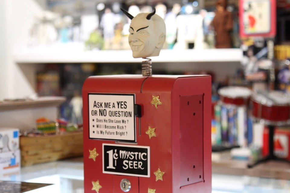 The Toy Chest: 335 High St, Hope, NJ