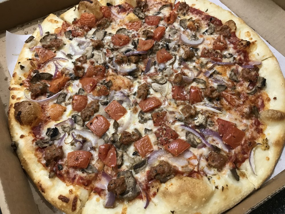 Food from Pizza Mondo