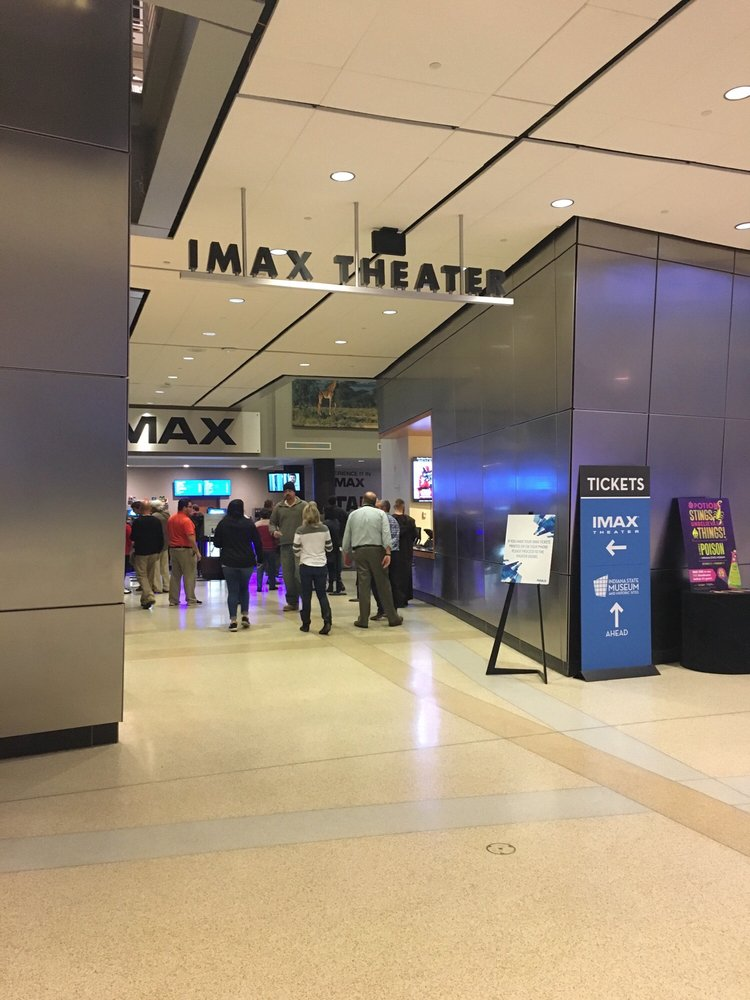 IMAX Theater Indiana State Museum