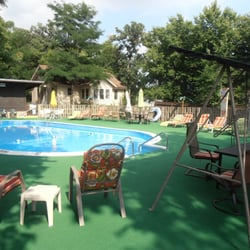 Photo Of Hilltop Motel Clear Lake Ia United States Outdoor Heated Pool
