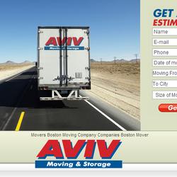Photo Of Aviv Moving U0026 Storage   Waltham, MA, United States