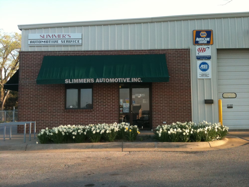Slimmer's Auto Service: 2030 E 23rd St, Lawrence, KS