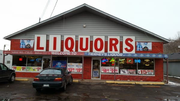 Photo Of Tierney Liquor Little Canada Mn United States