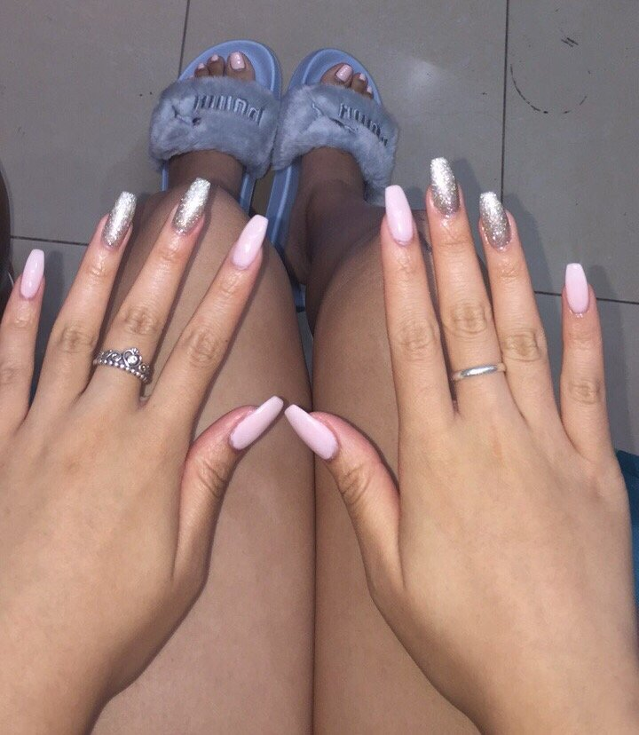 Matching mani pedi, perfect nails for vacation!! Love this place. - Yelp