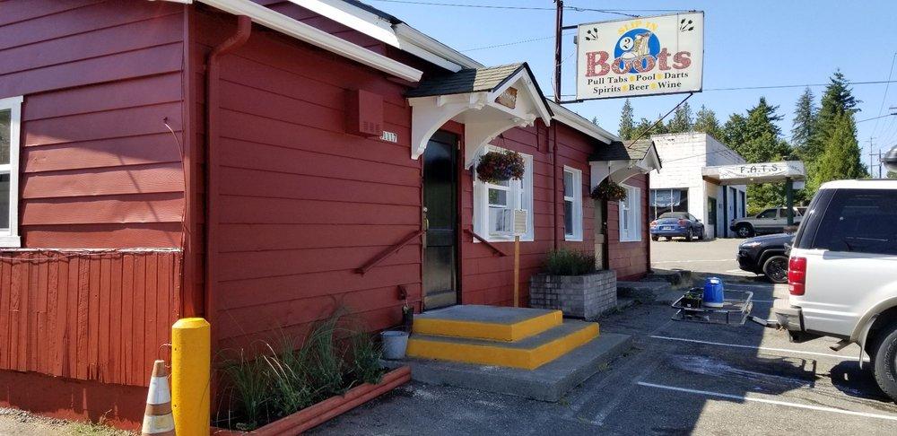 Boots Tavern: 31117 3rd Ave, Black Diamond, WA