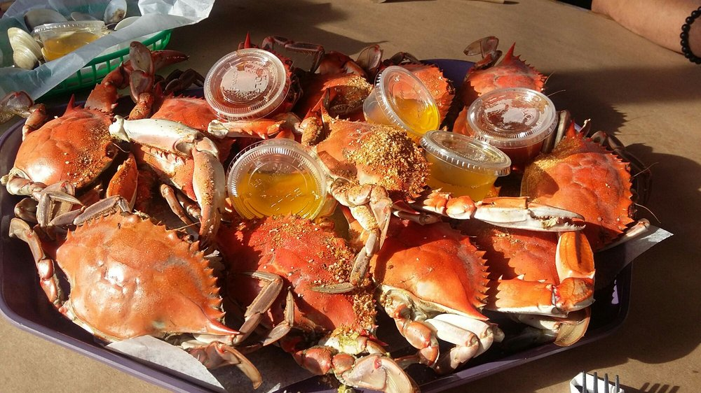 Kathy's Crab House: 107 Fifth St, Delaware City, DE