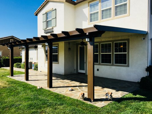 West Coast Siding And Trim Alumawood Patio Covers 675 Lacey Oak Dr Corona, CA  Patio U0026 Deck Builders   MapQuest