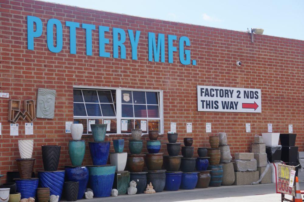 Pottery Mfg & Dist. Inc.