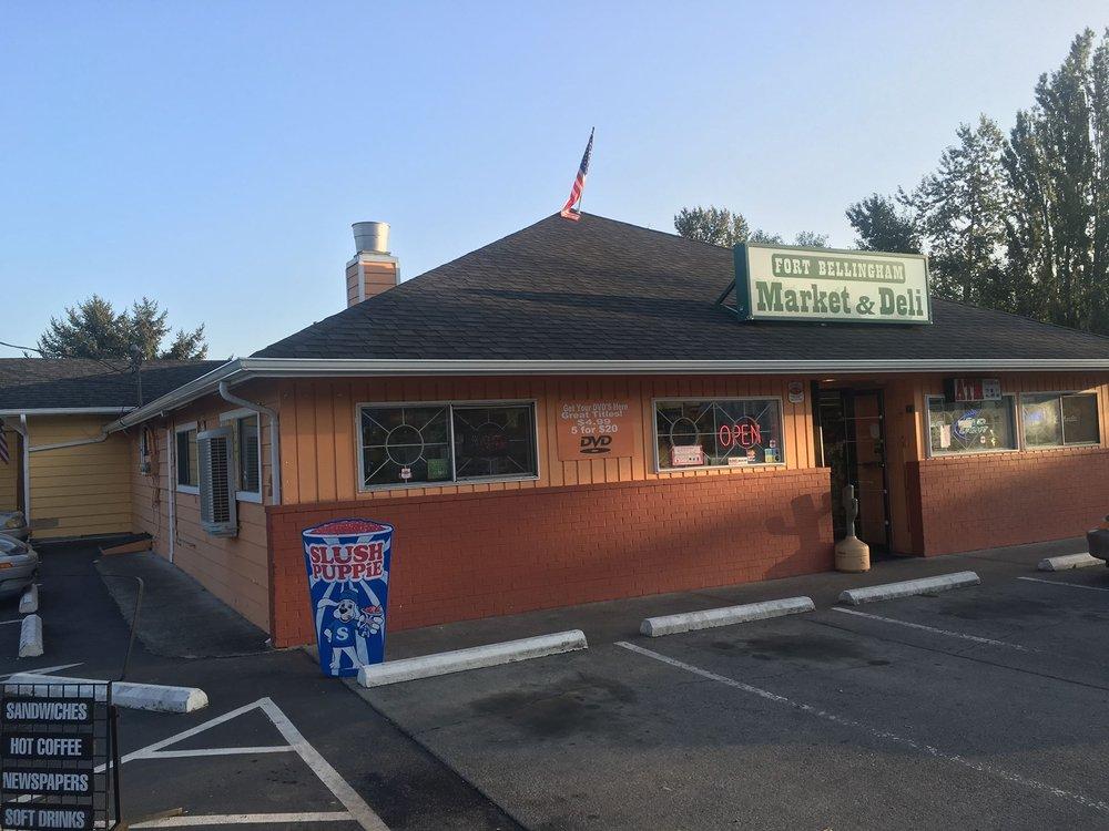 Fort Bellingham Market & Deli: 1383 Marine Dr, Bellingham, WA