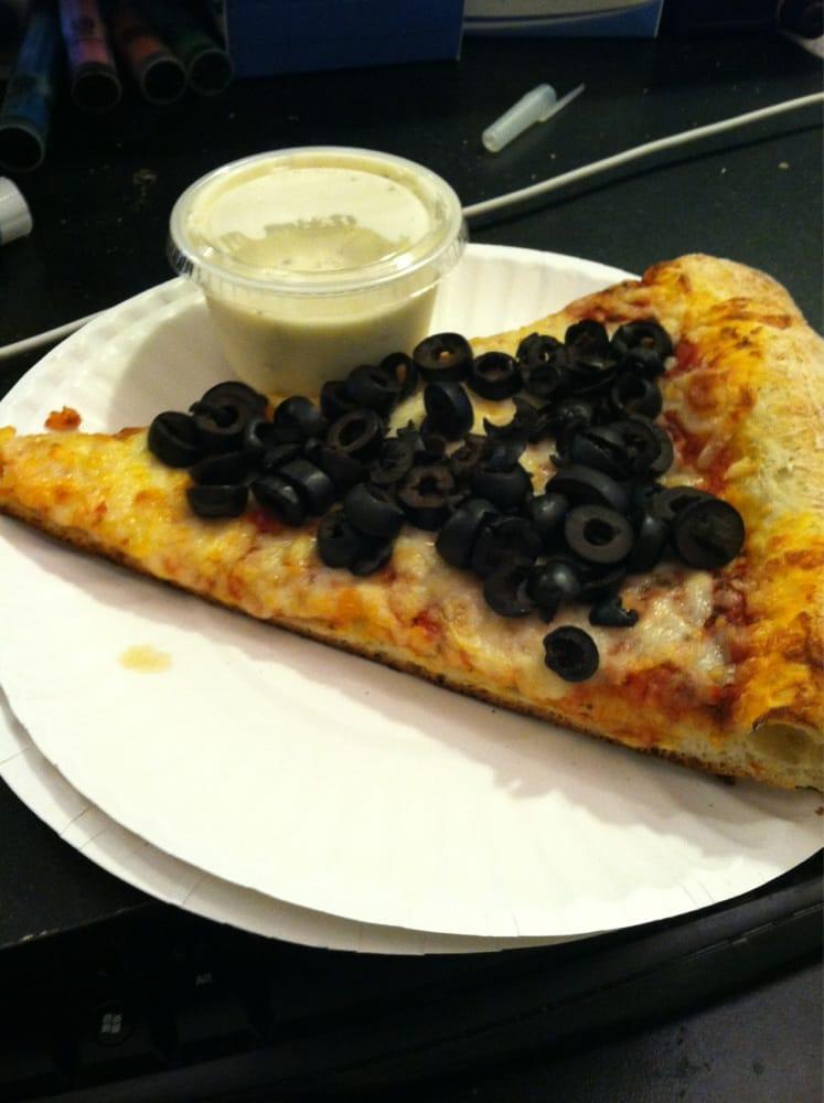 Lunch slice ! - Yelp