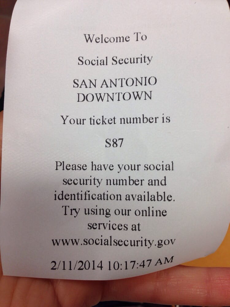 Social Security   Public Services U0026 Government   727 E Cesar Chavez,  Downtown, San Antonio, TX   Phone Number   Yelp