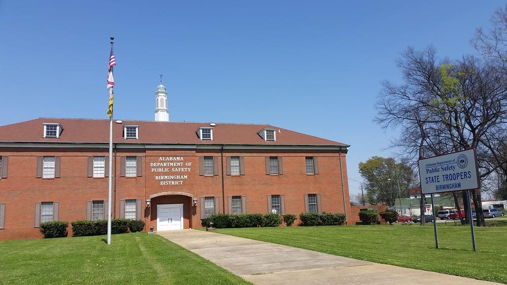 Alabama Public Safety Department