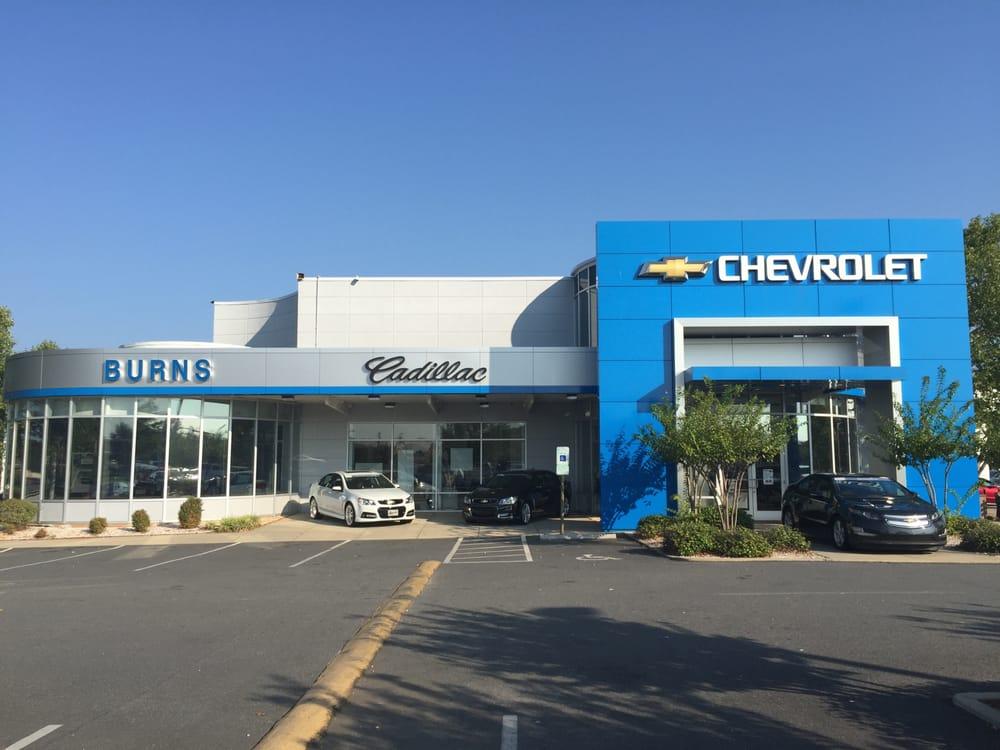 Photos For Burns Chevrolet Yelp
