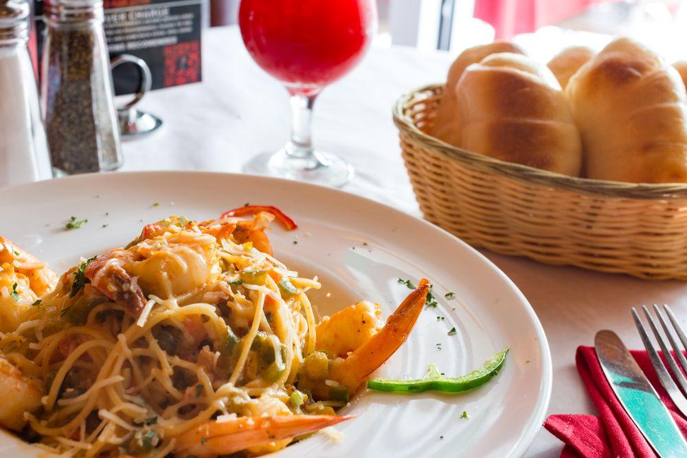 Tony And Luigi's Italian Mediterranean Restaurante: 1201 S Church St, Georgetown, TX
