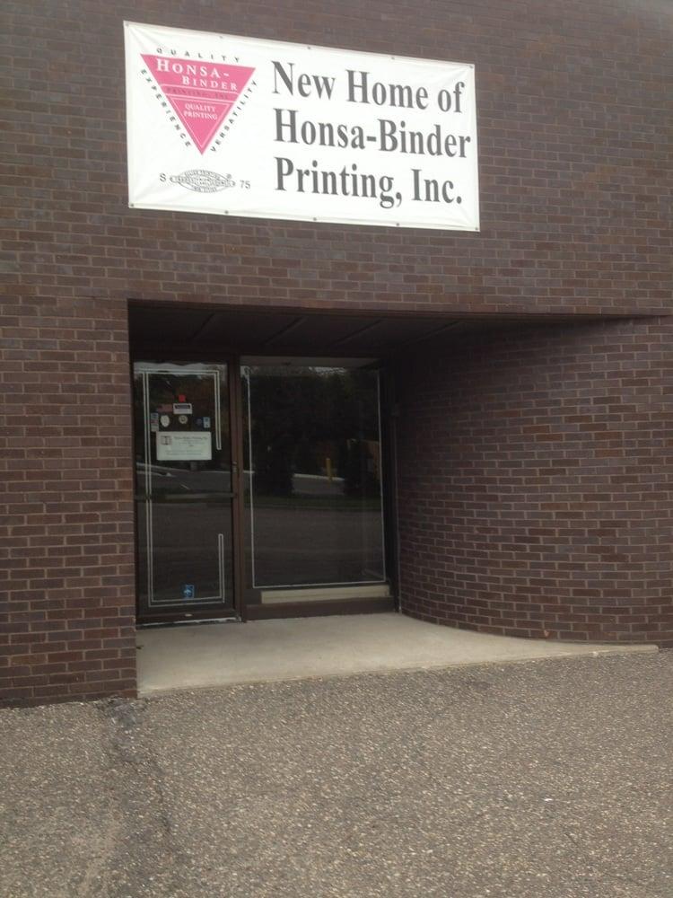 Honsa Binder Printing Print Og Kopi 320 Spruce St