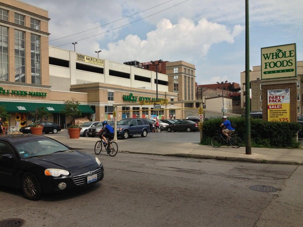 Whole Foods Ashland Ave