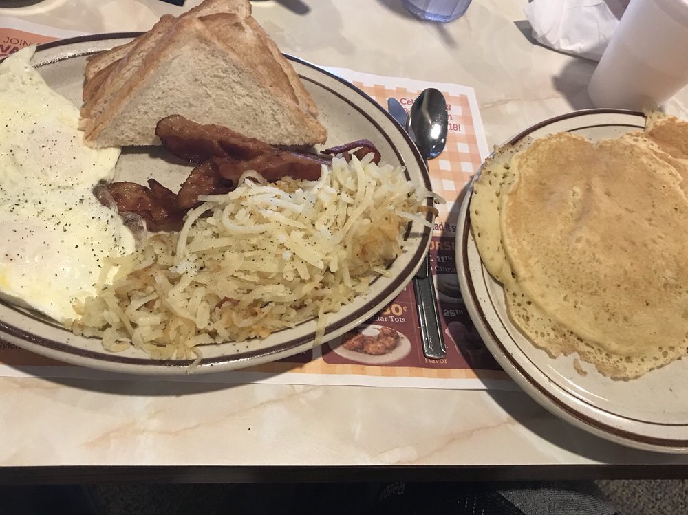 Food from Valley Dairy Restaurant