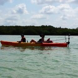 kayaking st pete beach