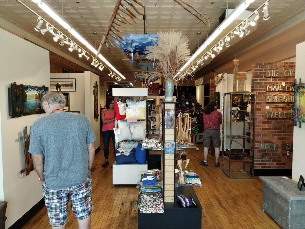 Dancing Bird Art Studio: 1393 2nd Ave, Cumberland, WI