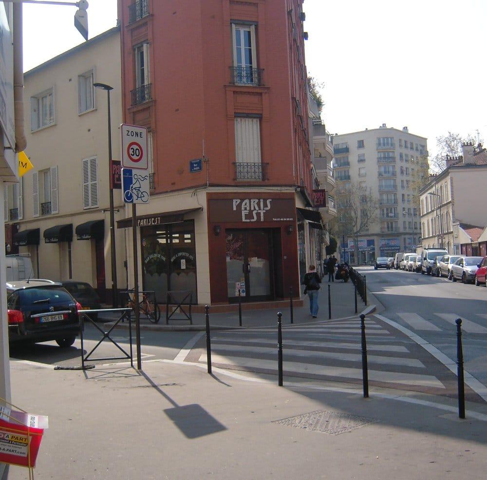 paris est fransk mat 26 rue de l 39 est boulogne. Black Bedroom Furniture Sets. Home Design Ideas
