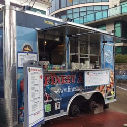 Photo Of Finest At Sea Food Truck