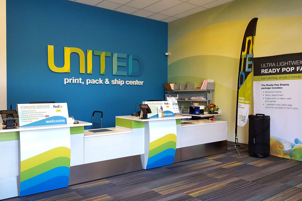 United Print Signs Graphics