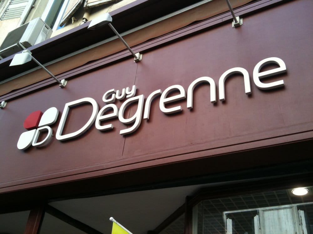 Boutique guy degrenne tafelware geschirr 5 rue francis davso noail - Guy degrenne marseille ...