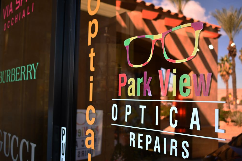 Park View Optical: 68955 Ramon Rd, Cathedral City, CA