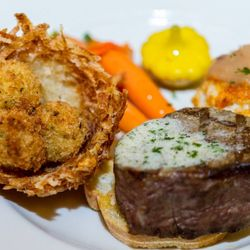 Captivating Photo Of Delectables Fine Catering   Palm Harbor, FL, United States. Plated  Combo