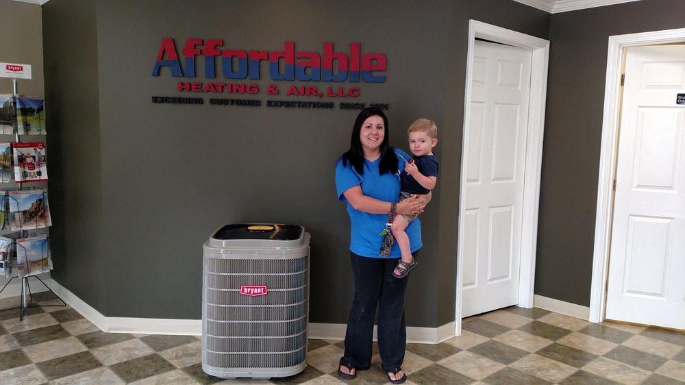 Affordable Heating & Air: 369 James Payton Blvd, Sylacauga, AL