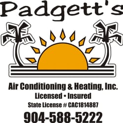 Padgetts Air Conditioning Amp Heating Heating Amp Air
