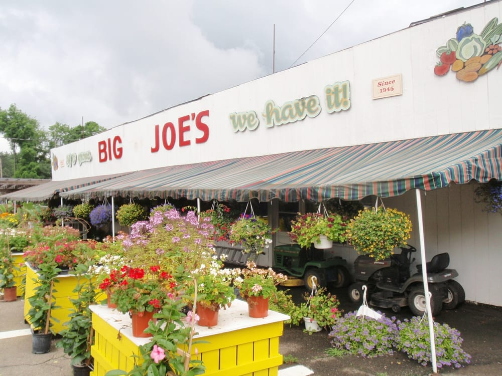 Big Joe's: 701 S State St, Warren, PA