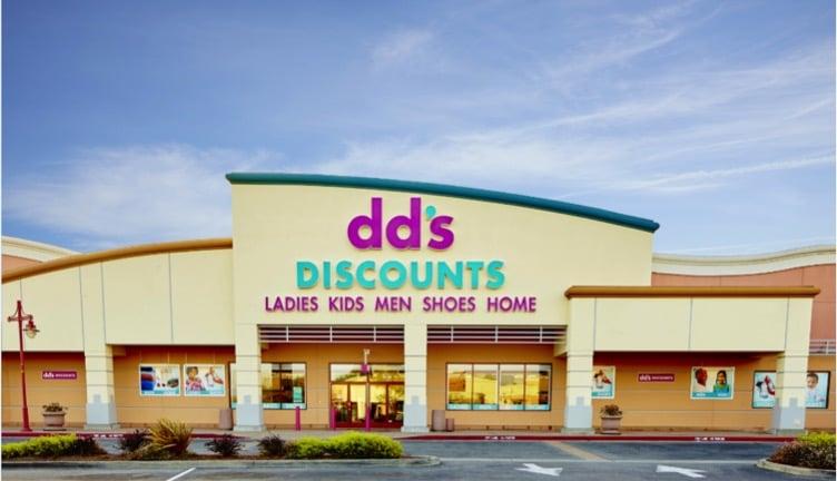 dd's DISCOUNTS: 1617 E Highland Ave, San Bernardino, CA