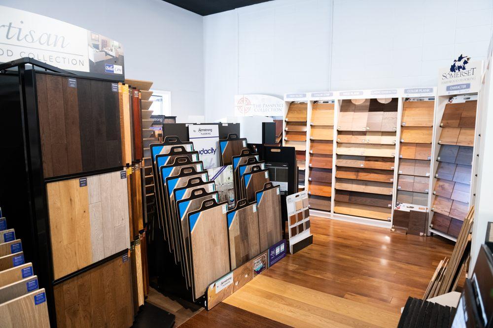 Olympic Flooring of Old Saybrook: 323 Boston Post Rd, Old Saybrook, CT
