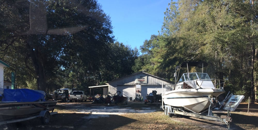 Cutright's Lake Seminole Marine Service: 120 Willow Rd, Bainbridge, GA