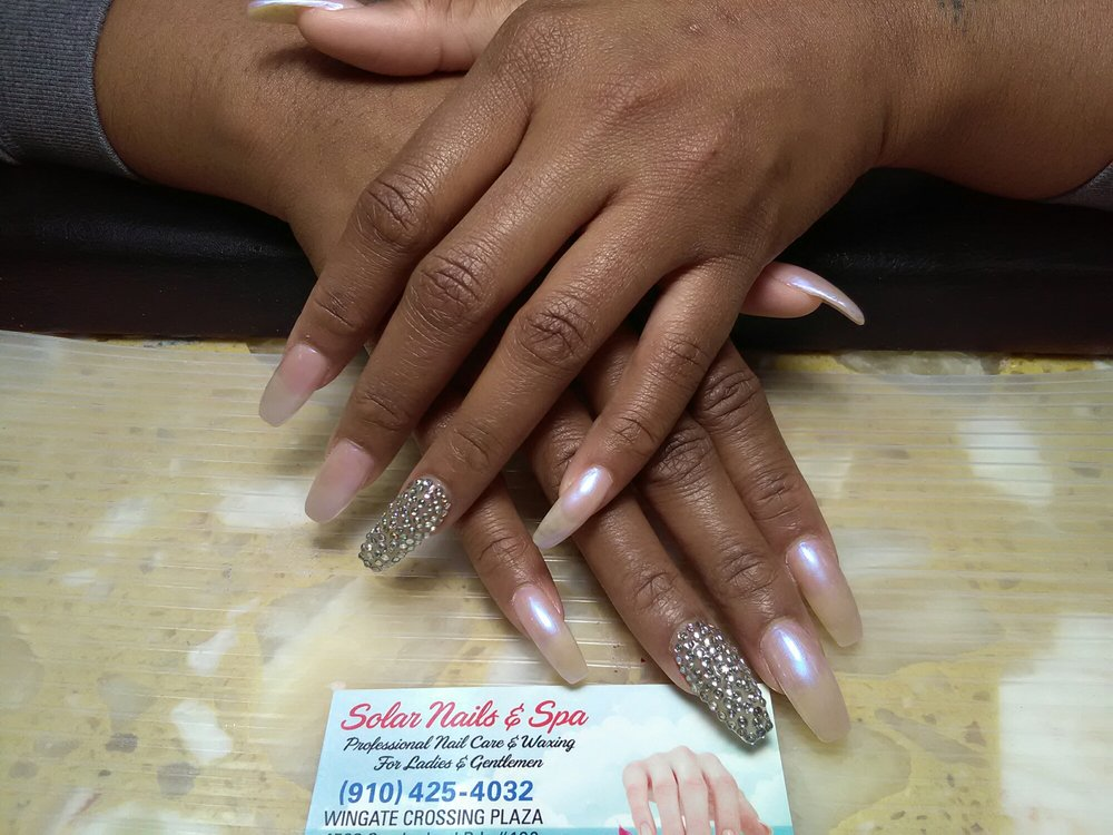 Solar Nails and Spa - Nail Salons - 4582 Cumberland Rd, Fayetteville ...