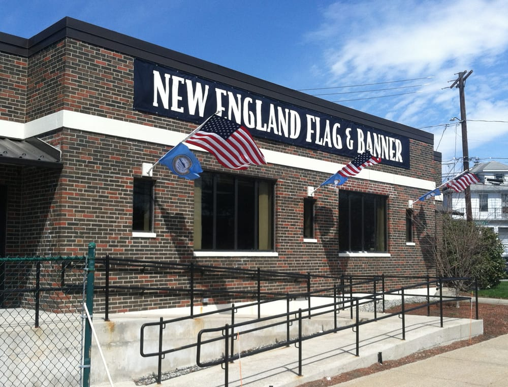 New England Flag & Banner: 165 Dexter Ave, Watertown, MA