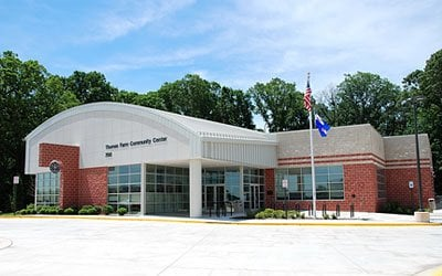 Thomas Farm Community Center: 700 Fallsgrove Dr, Rockville, MD