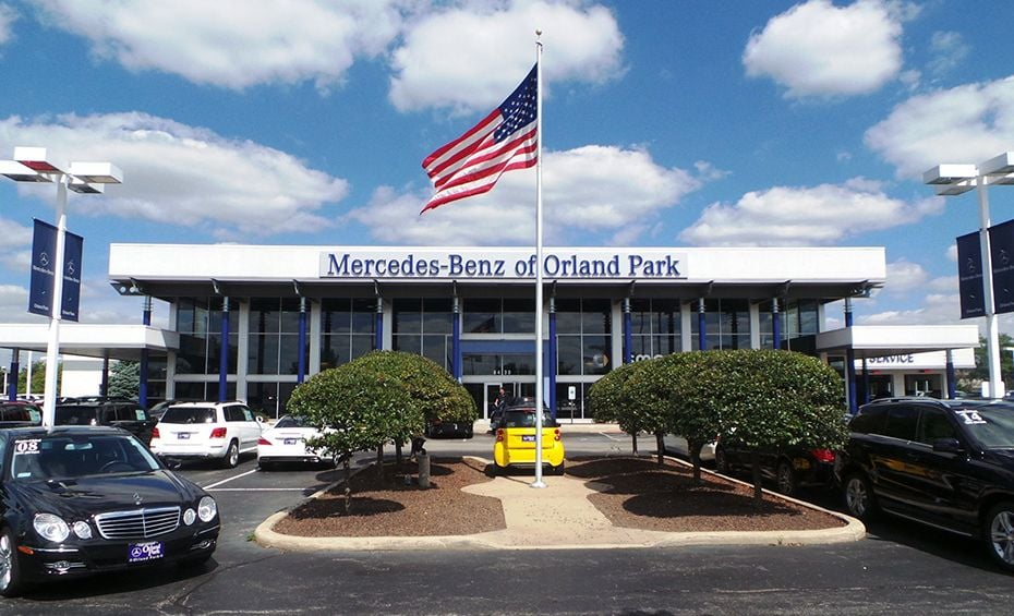 mercedes benz of orland park 14 photos 37 reviews