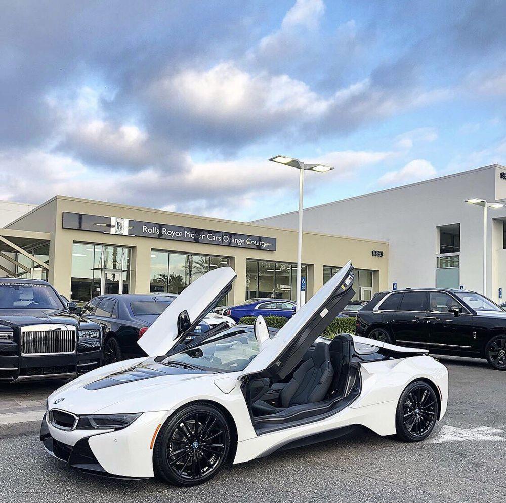 2019 Bmw I8 Roadster Yelp